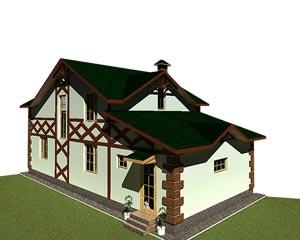 изображение фасады Проект «Кросс»