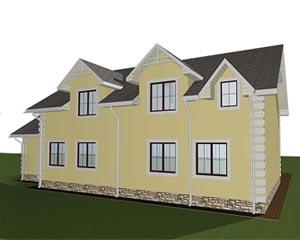 11 44 Проекты Домов