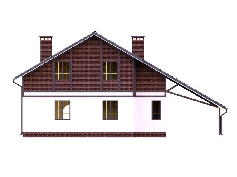 изображение фасады Проект «Актеон»