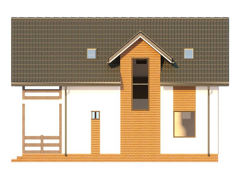 изображение фасады Проект «Сюзи 2»