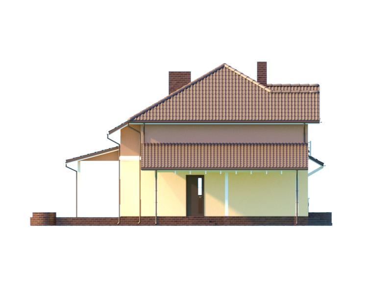 изображение фасады Проект «Шафран»