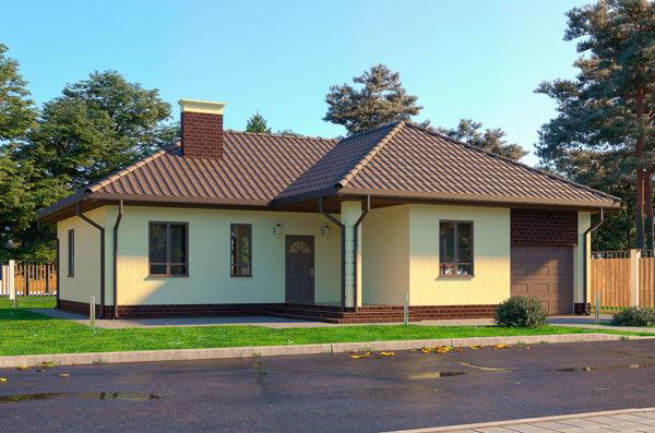 карканий будинок проект Ліра