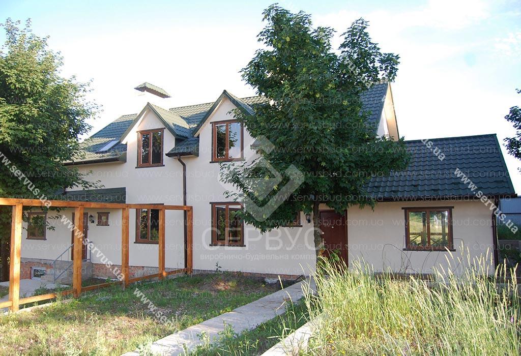 Каркасный дом - Минотавр
