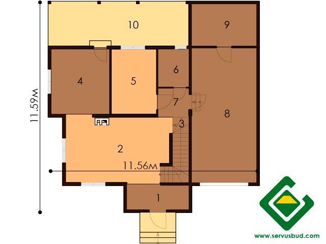 изображение первый_этаж Проект «Пирей»