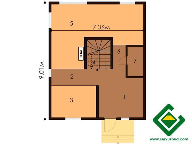 изображение первый_этаж Проект «Флори»