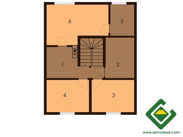 изображение второй_этаж Проект «Флори»