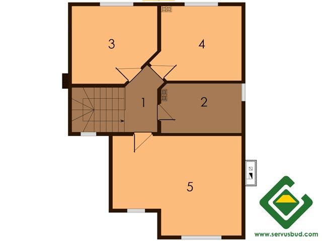 изображение второй_этаж Проект «Рокфор»