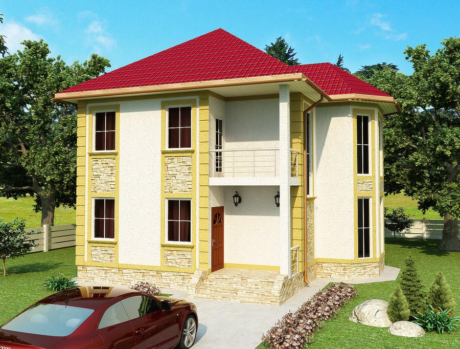 SIP технология строительства дом - Адэль