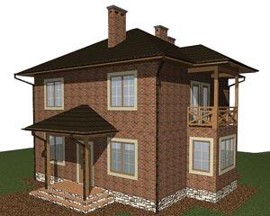 изображение фасады Проект «Роджер»
