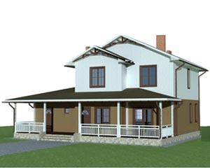 изображение фасады Проект «Орланда»