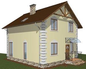 изображение фасады Проект «Флори»