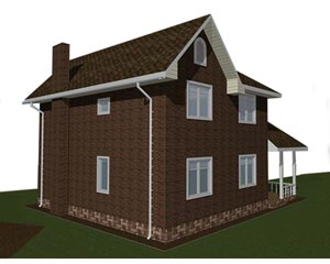 изображение фасады Проект «Рокфор»