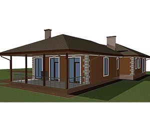 изображение фасады Проект «Фэнси»