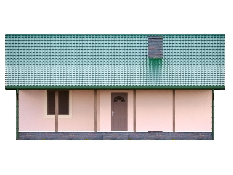 изображение фасады Проект «Клио»