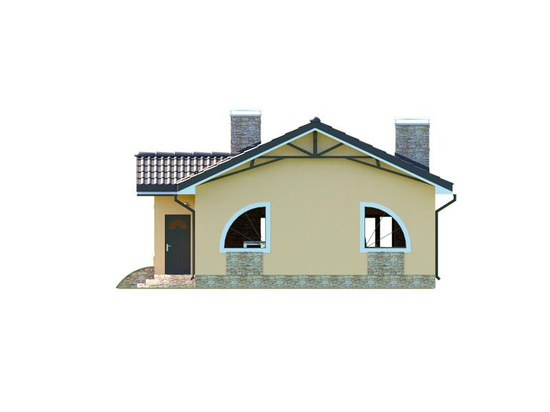 изображение фасады Проект «Гомер»