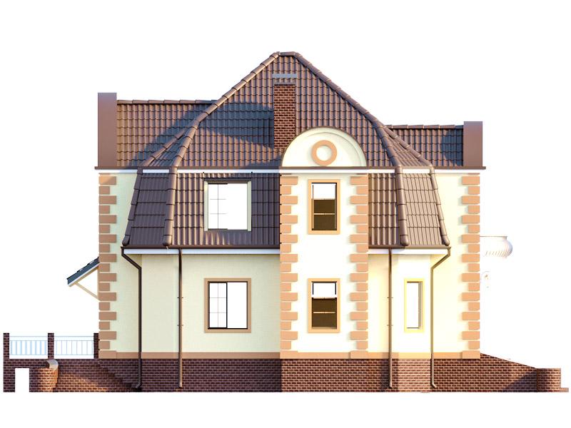 изображение фасады Проект «Иванна-Мария»