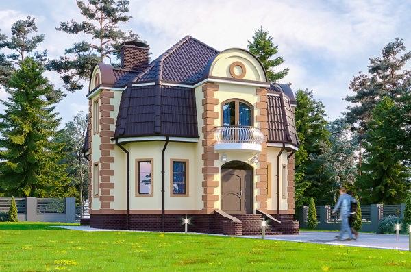 будинок по канадській технології Іванна-Марія