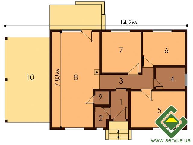 изображение первый_этаж Проект «Веста»