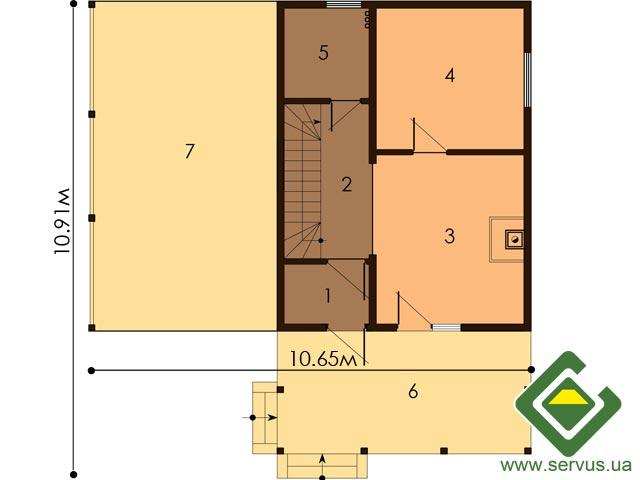изображение первый_этаж Проект «Амалия»