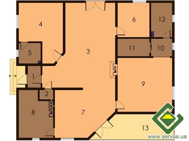 изображение первый_этаж Проект «Тарас»