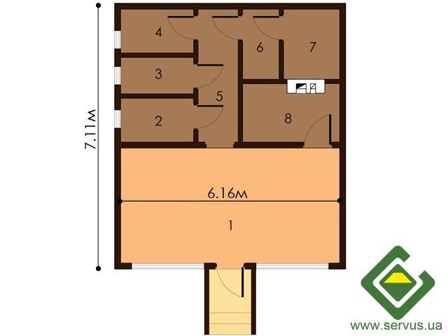 изображение первый_этаж Проект «Бах»