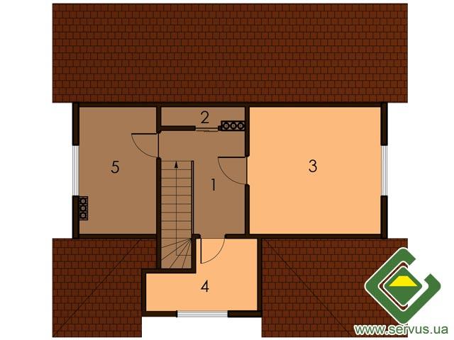 изображение второй_этаж Проект «Камила»