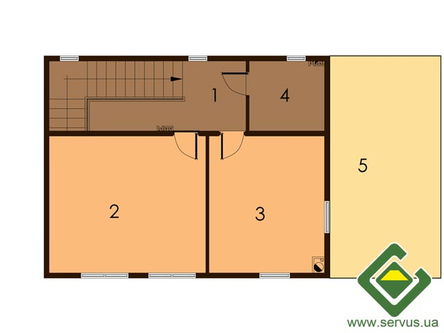 изображение второй_этаж Проект «Маями»