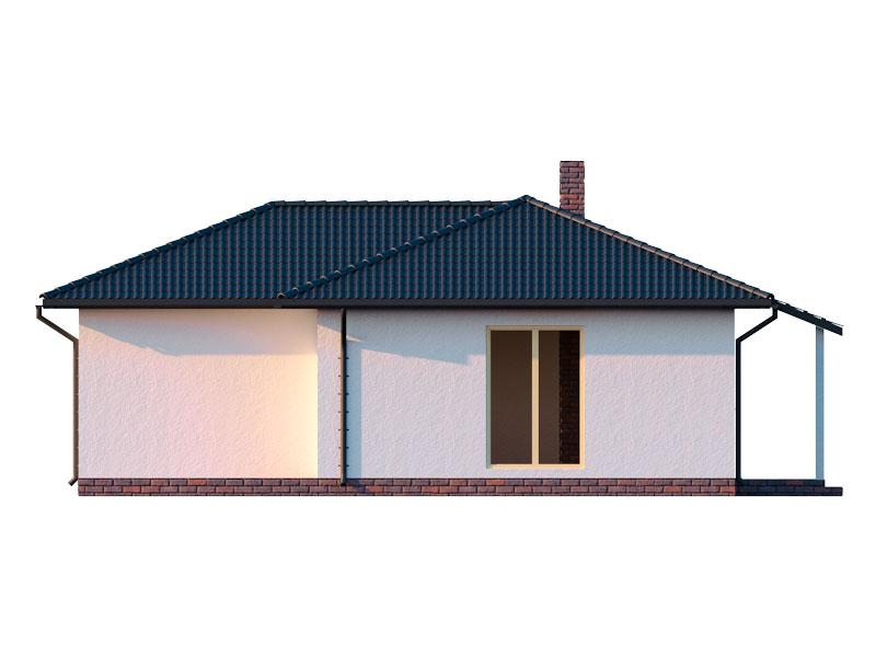 изображение фасады Проект «Кастор»