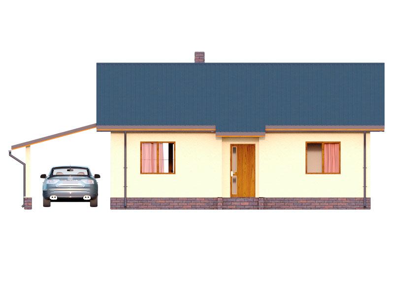 изображение фасады Проект «Веста»