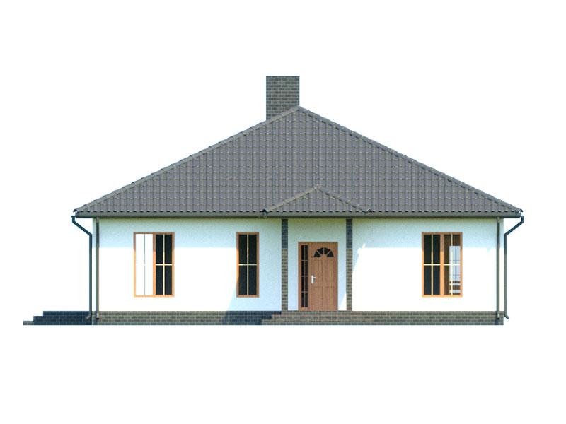 изображение фасады Проект «Тарас»