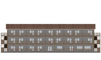 изображение фасады Проект «Феодосия»