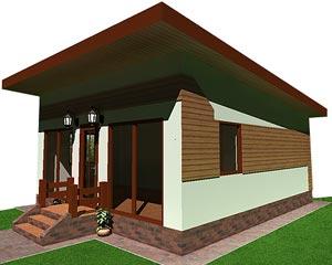 изображение фасады Project «BAH»