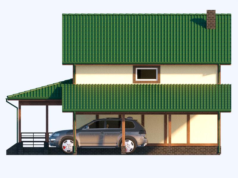 изображение фасады Проект «Амалия»