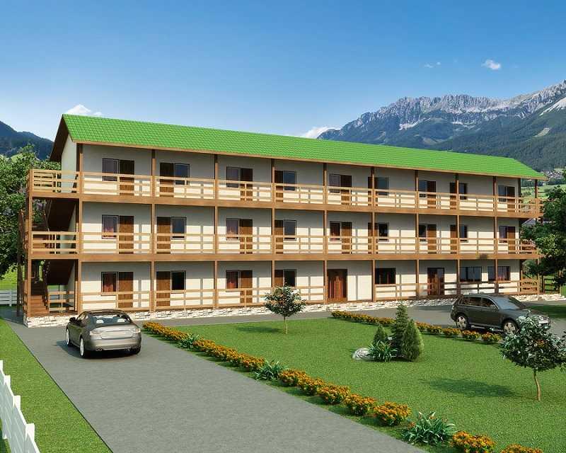 Проект готелю