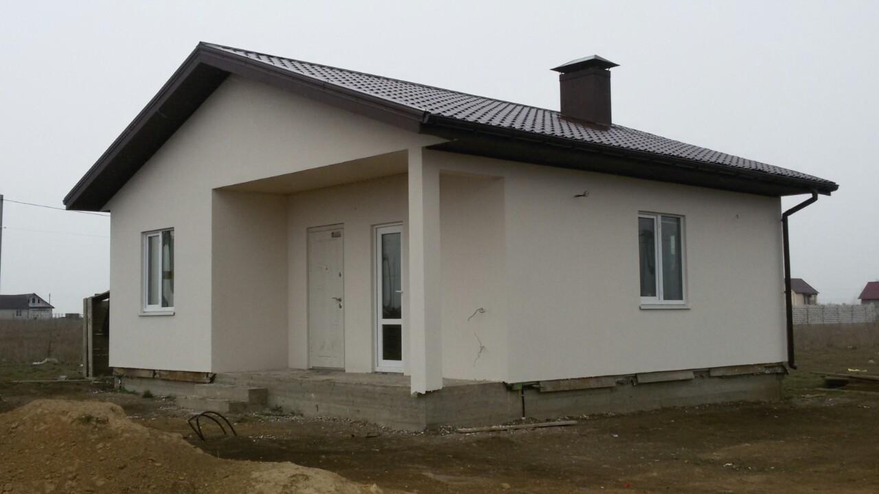 проект дачного дома Луи