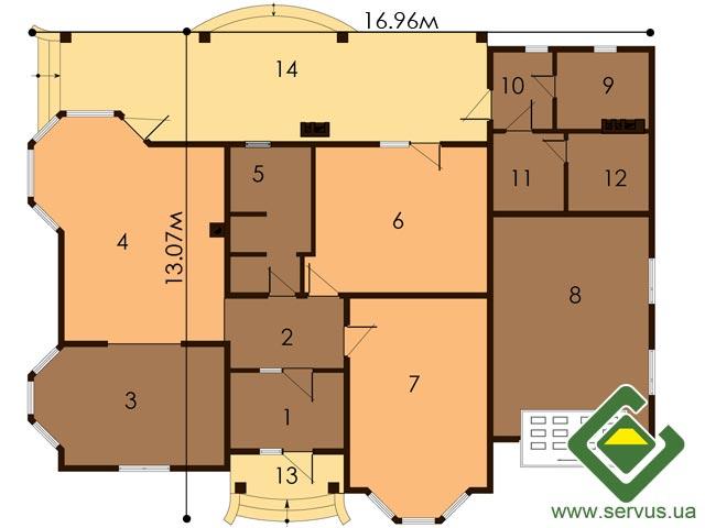 изображение первый_этаж Проект «Дионис»