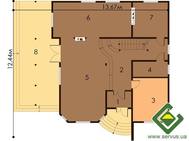 изображение первый_этаж Проект «Неаполь»