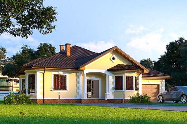 проект СИП дома Дионис