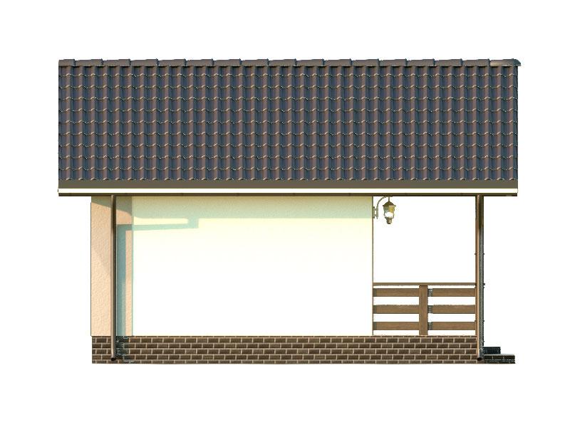 изображение фасады Проект «Рэд»