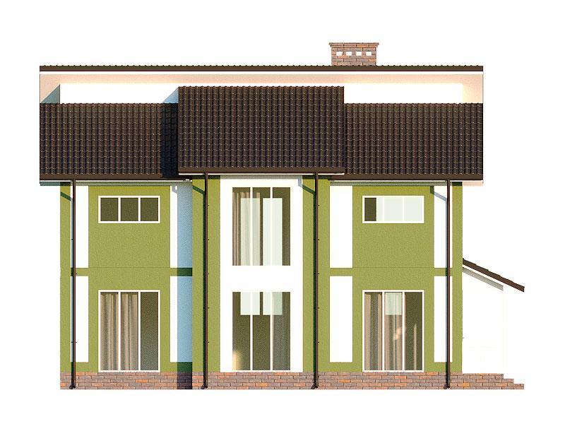 изображение фасады Проект «Магнус»
