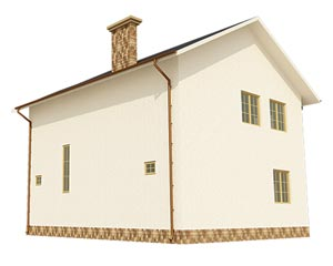 изображение фасады Проект «Джеймс»