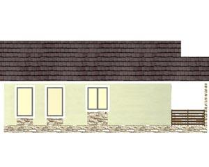 изображение фасады Проект «Сауна 4»