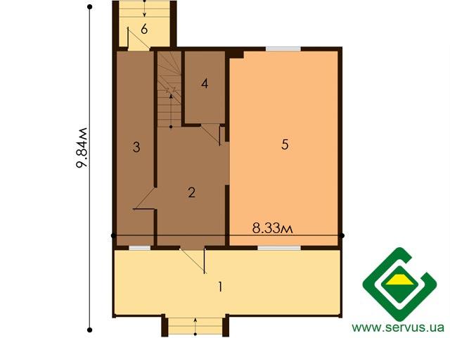 изображение первый_этаж Проект «Рене»