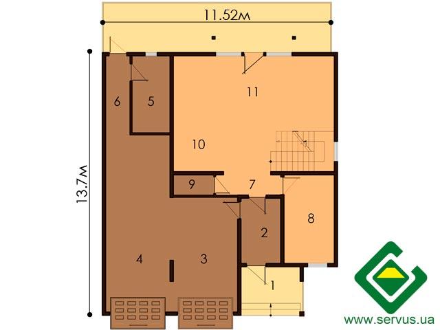 изображение первый_этаж Проект «Небраска»