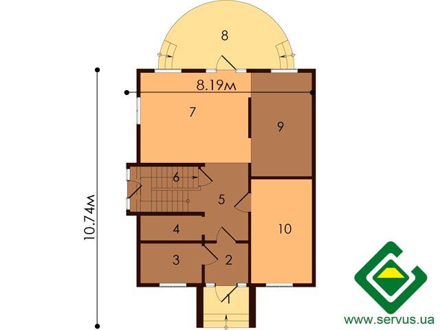 изображение первый_этаж Проект «Гурон»
