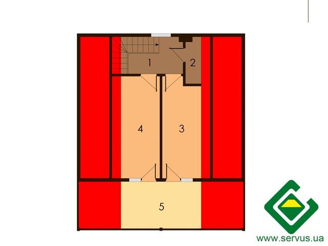 изображение второй_этаж Проект «Рене»