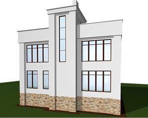 изображение фасады Проект «Гранд»