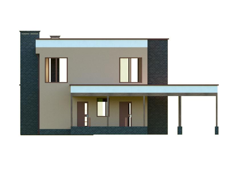 изображение фасады Проект «Камерон»