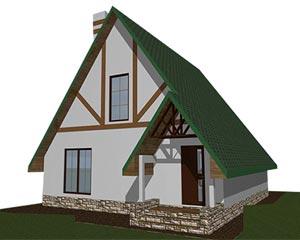 изображение фасады Проект «Рене»
