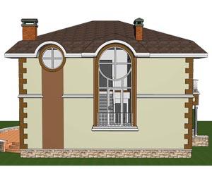 изображение фасады Проект «Гурон»